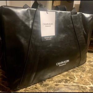 Calvin Klein duffle bag